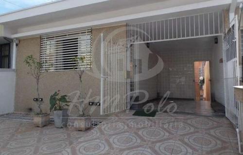 Imagem 1 de 30 de Casa À Venda Em Cambuí - Ca034909