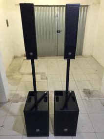 Sistema De Som - Sound Box Omne 600