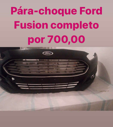 Ford Fusion 2019 2.0 Sel Ecoboost Aut. 4p