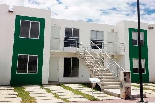 Duo Casa Nueva De Entrega Inmediata Para Créditos Infonavit