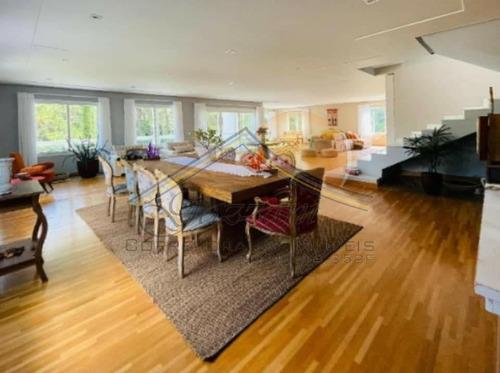 Casa Para Venda, Condomínio Jardim Das Palmeiras, 6 Dormitórios, 5 Suítes, 2 Banheiros, 4 Vagas - G0815_2-1171630