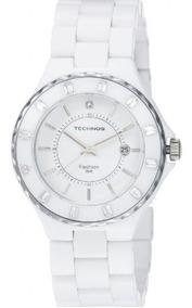 Relógio Technos 2115dh Analógico Feminino Branco