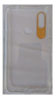 Capa Capinha Ultra Fina Luxo Xiaomi Redmi 7 Transparente