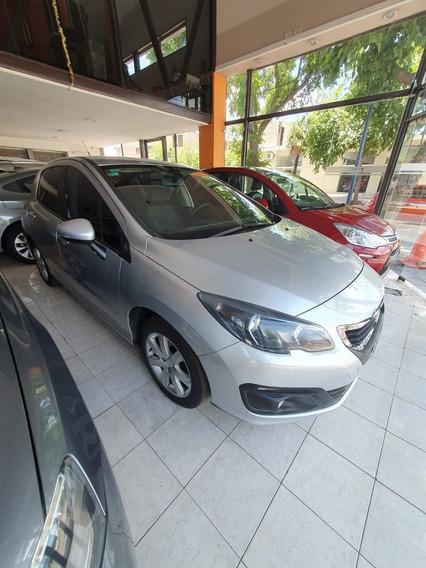 Peugeot 308 2016 1.6 Active 5 Purtas Linea Nueva Nafta Manua