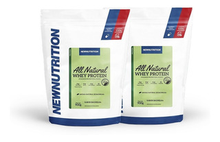 Combo 2 Whey Protein All Natural Newnutrition