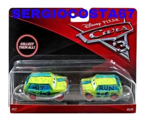 Disney Cars 3 Hit & Run Mattel Lacrado - Tenho + 300 Mod