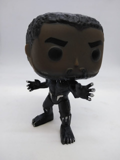 Funko Pop Simil Avengers - Pantera Negra