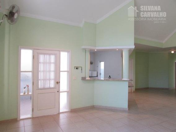 Casa Para Locação No Condominio Portal De Itu. - Ca6470