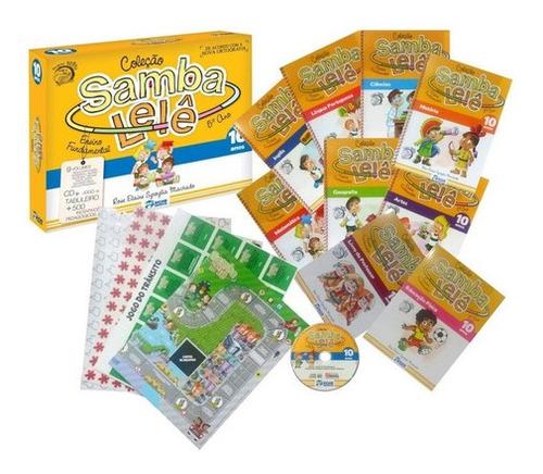 Imagem 1 de 1 de Coleção Pedagógica Samba Lele 10 Anos