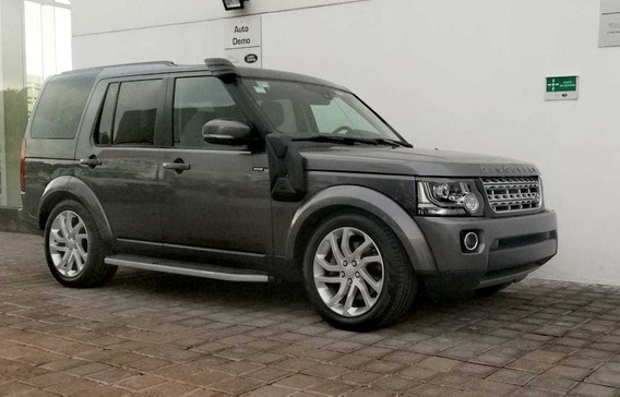 Land Rover Discovery Hse V6 2016