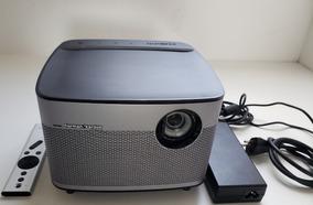Xgimi H1 Dlp 300 Display - Pouco Utilizado - Veja O Video
