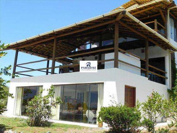 Casa Com 5 Dorms, Porto De Sauipe, Entre Rios - R$ 750.000,00, 600m² - Codigo: 42000 - V42000