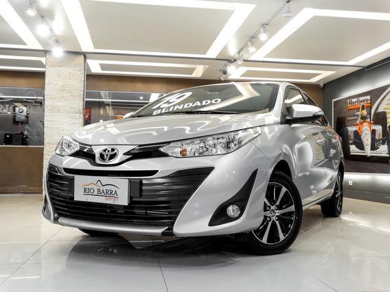 Toyota Yaris Xs 2019 Blindado