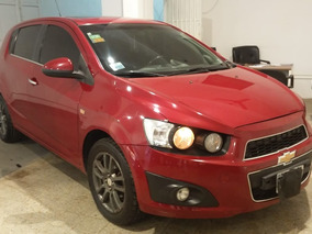 Chevrolet Sonic 1.6 Ltz Mt