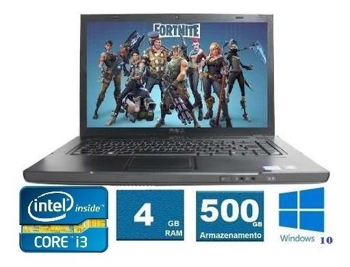 Notebook Dell Vostro 3500 Core I3 4gb 500gb O Mais Barato!