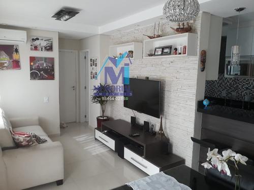 Apartamento A Venda No Bairro Parque Villa Flores Em Sumaré - 211-1