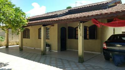 Casa Com 4 Dormitórios À Venda, 162 M² Por R$ 220.000 - Jardim Guacyra - Itanhaém/sp - Ca0237
