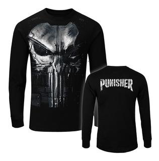 Playera Punisher Netflix Marvel Jon Bernthal Daredevil Flash