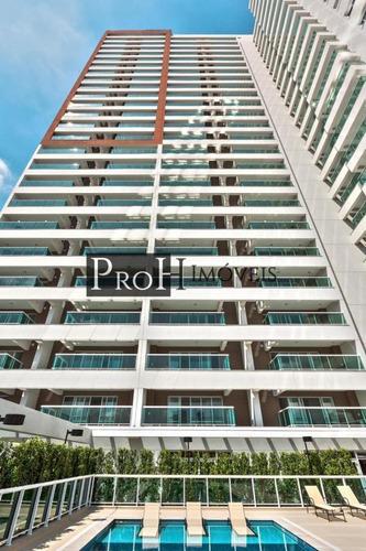 Imagem 1 de 15 de Apartamento Para Venda Em São Paulo, Jardim Aeroporto, 1 Dormitório, 1 Suíte, 2 Banheiros, 1 Vaga - Cambevia