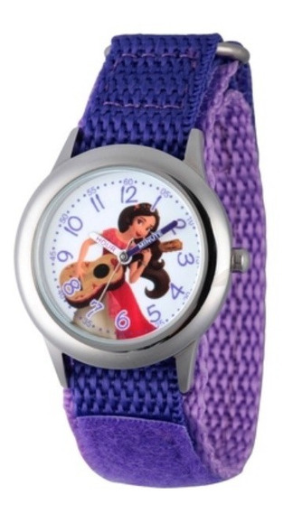 Disney Elena Of Avalor Reloj Teacher Steinless Steel Time