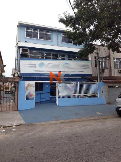 Prédio, Bonsucesso, Rio De Janeiro - R$ 1.600.000,00, 410m² - Codigo: 431 - V431