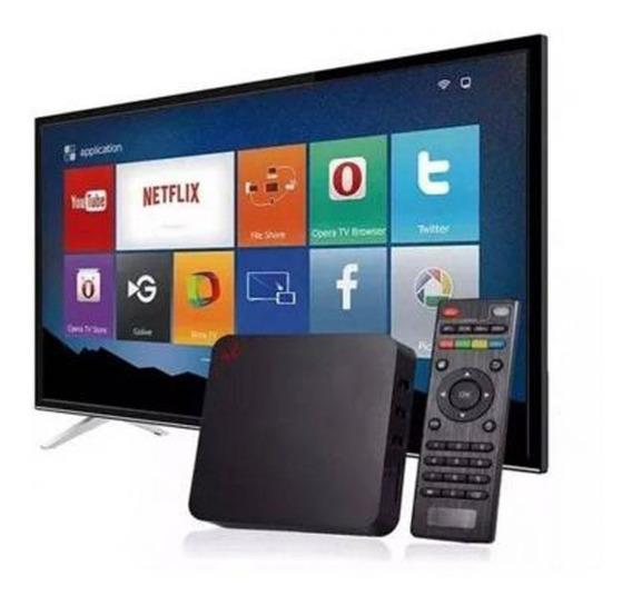 Smart Tv Box 2gb Ram !! 16gb Android 8.1 Youtube Netflix