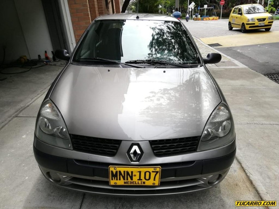 Renault Symbol Symbol Mt 1.6