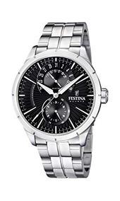 Relojes De Pulsera, Festina F16632-4 Para Hombre De Múlt..