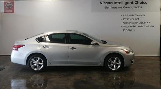 Nissan Altima 4p Advance Navi L4/2.5 Aut