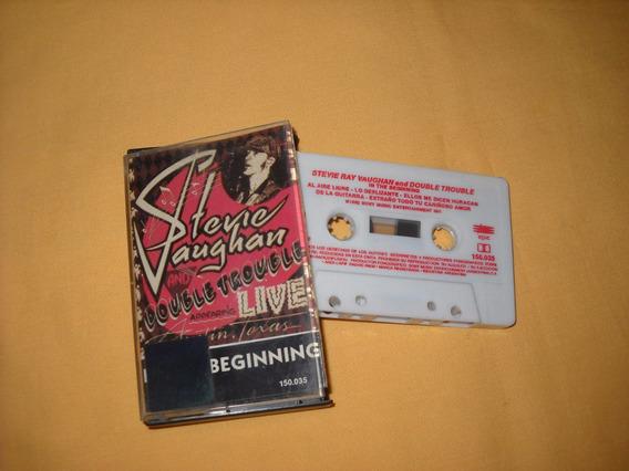 Stevie Ray Vaughan - Beggining Cassette