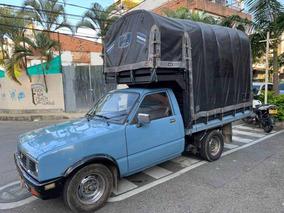 Chevrolet Luv Estacas/ 1987 Estacas 4x2 Con Gas Al Dia
