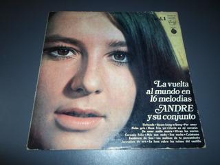 Andre Y Su Conjunto - La Vuelta Al Mundo En 16 Melodias * Lp