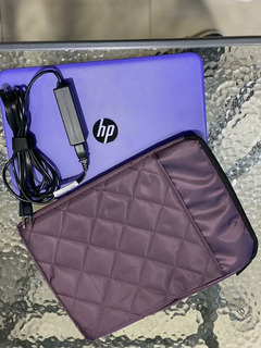 Notebook Laptop Hp Stream 14 Celeron N3060 + Funda Impecable