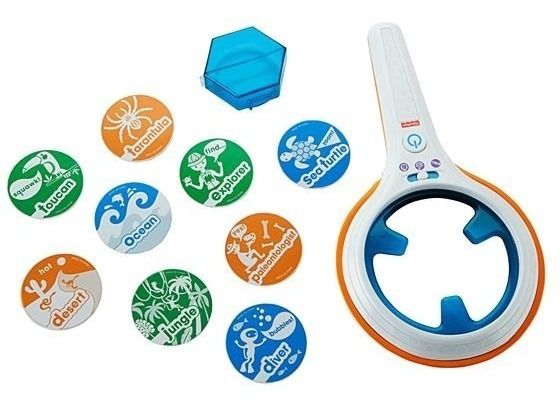Juego Fisher Price Caza Palabras Think & Learn Smart Bebè