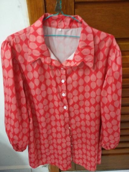 Vendo T-shirt 3/4 Feminina Entrego Em Taubaté