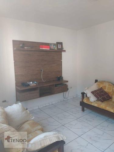 Imagem 1 de 22 de Casa 116 M² - Venda - 3 Dormitórios - 2 Suítes - Vila Zampol - Ribeirão Pires/sp - Ca0223