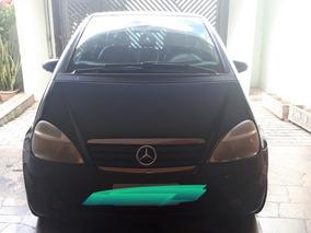 Mercedes-benz Classe A 1.9 Classic 5p 2002