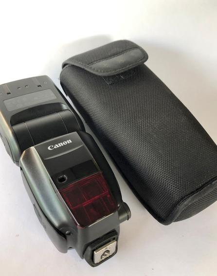 Flash Canon 600ex Rt