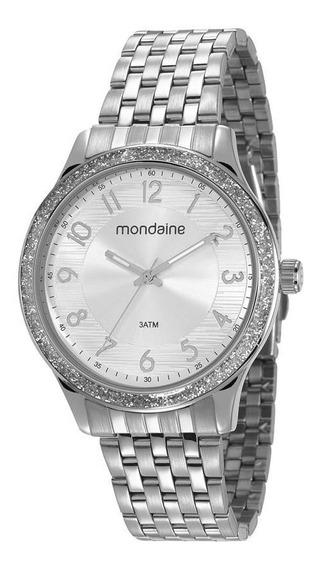 Relógio Mondaine Feminino Prata 53649l0mvne3 Muito Barato!