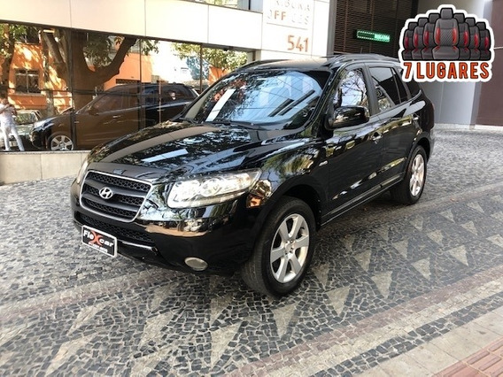 Hyundai Santa Fe 2.7 Mpfi Gls V6 24v 200cv Gasolina 4p Autom