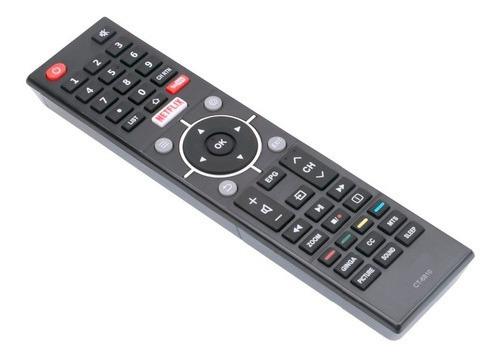 Controle Lcd P/ Tv Led 4k Smart Nova Semp Toshiba L32s3900s