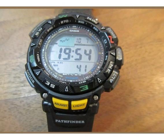 Relógio Casio Protrek Pathfinder Pag240(leia A Descrição)