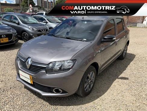 Renault Sandero Expression Id 39151 Modelo 2020