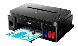 Impresora Multifuncion Canon Pixma G2100 Sistema Cont. 4051