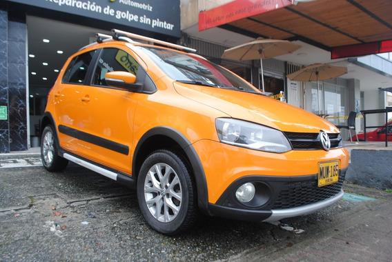 Volkswagen Crossfox Cross Fox Full Equipo