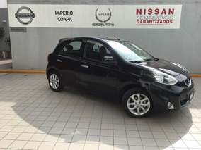 Nissan March 1.6 Advance Mt 2014 Somos Agencia