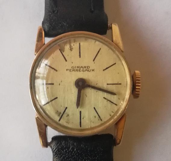 Reloj Girard Perregaux Vintage Oro 10k