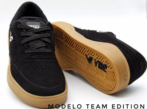 Tênis Vibe Team Edition Preto