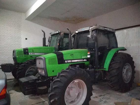 Tractor Agco Allis 6.125 O Hs Con Cabina Cabimetal