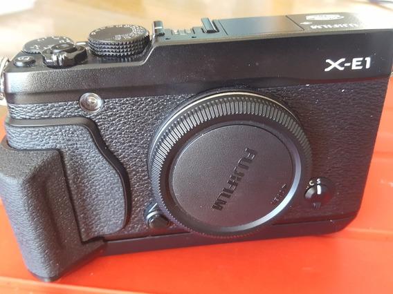 Câmera Fuji Xe1 (somente O Corpo)
